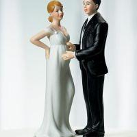 Edição 1ano Aniver. - Vestido de Noiva para Grávidas!