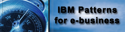 IBM Patterns for e-business Masthead