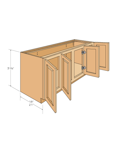 Base Cabinet Dimensions