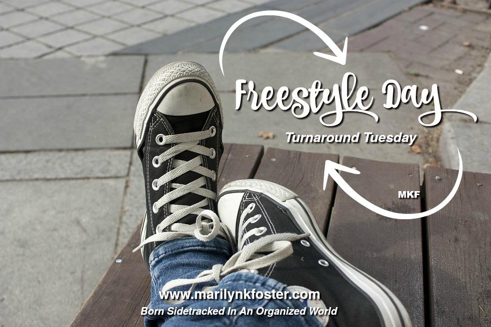 Freestyle Day Turnaround Tuesday