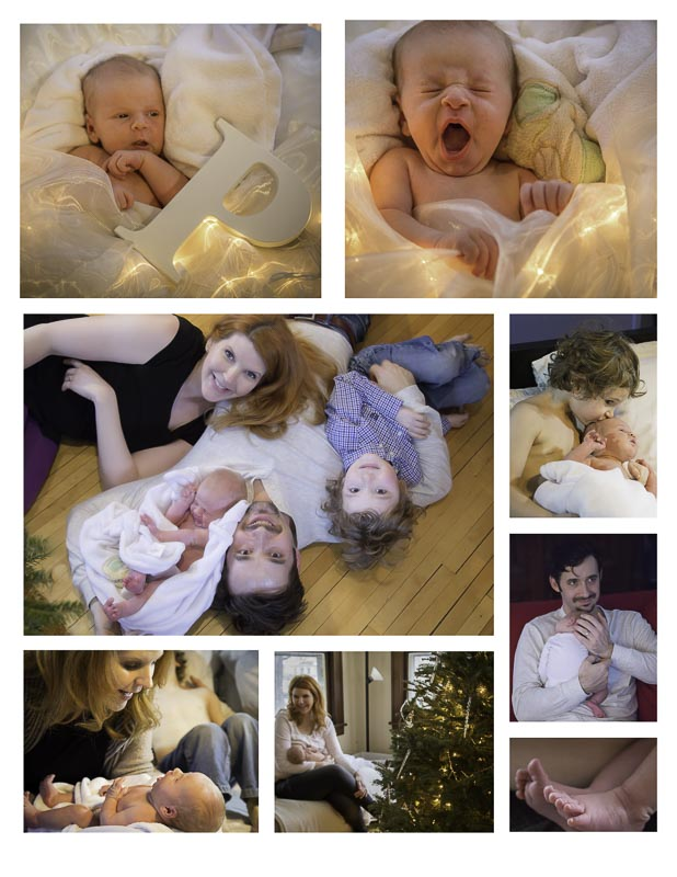 Oh Baby… My first newborn photo shoot