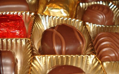 A Sweet Encounter: Chocolate and Kindness