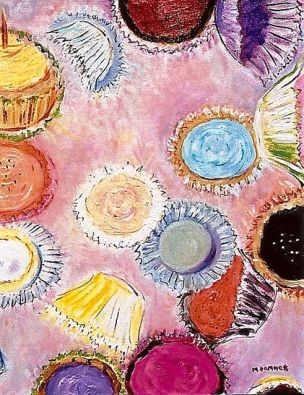 Cupcakes 16x20