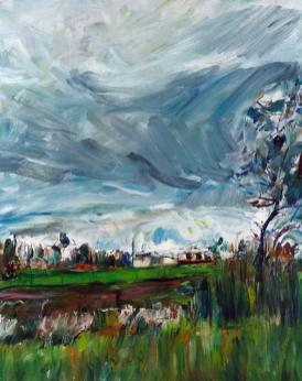 In the Countryside 24x30