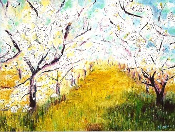 Orchard in Bloom 18x24