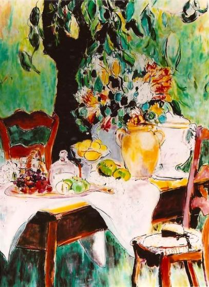 Outdoor Dining 30x40
