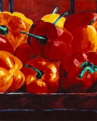 Peppers 24x30