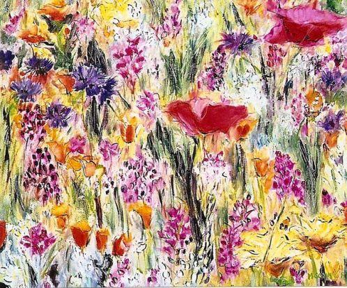 Wildflowers 20x24