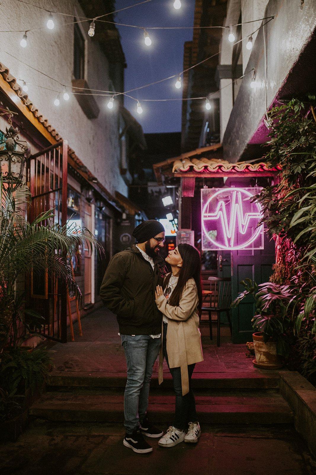 fotografia de parejas en lima