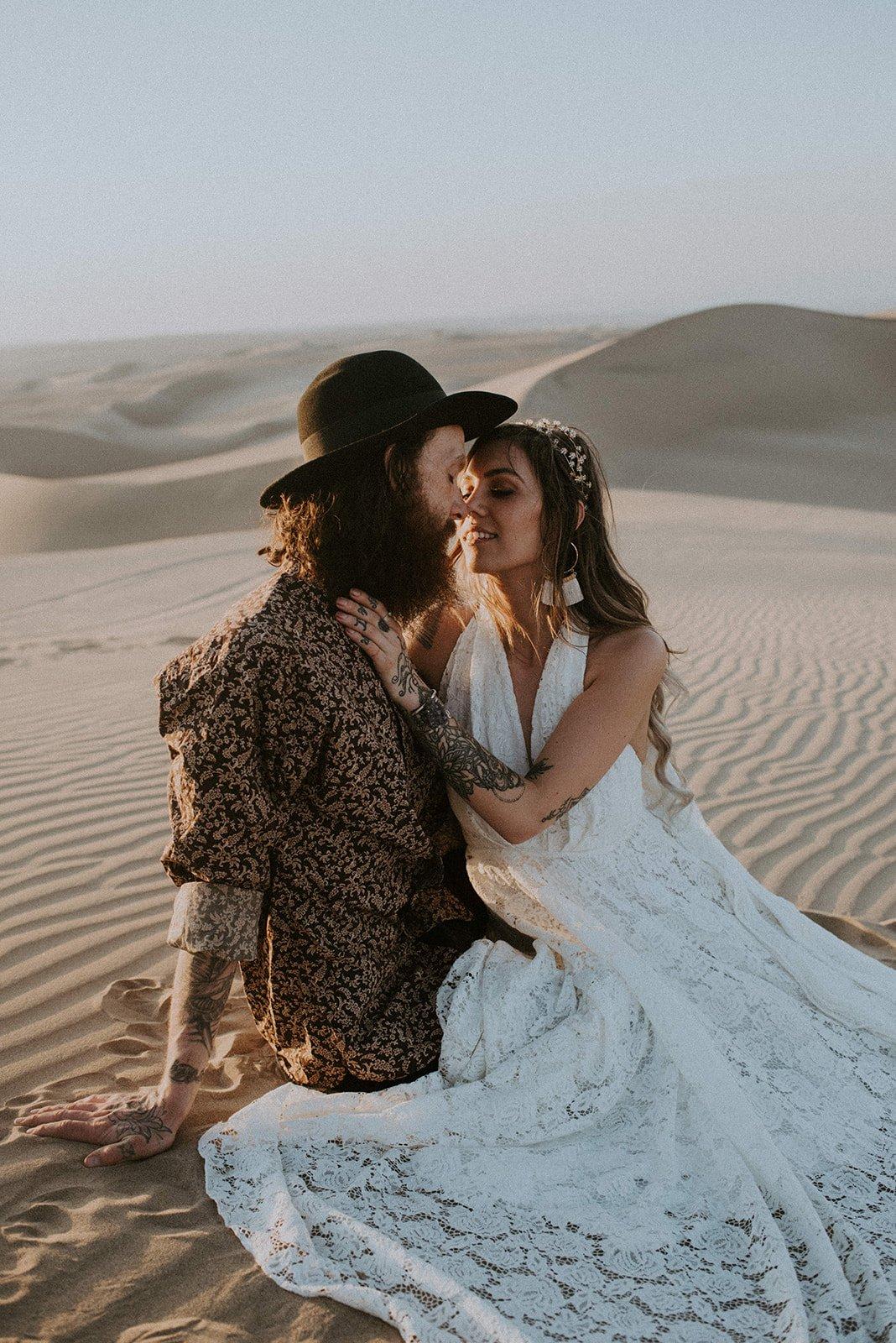 desierto peru huacachina parejas