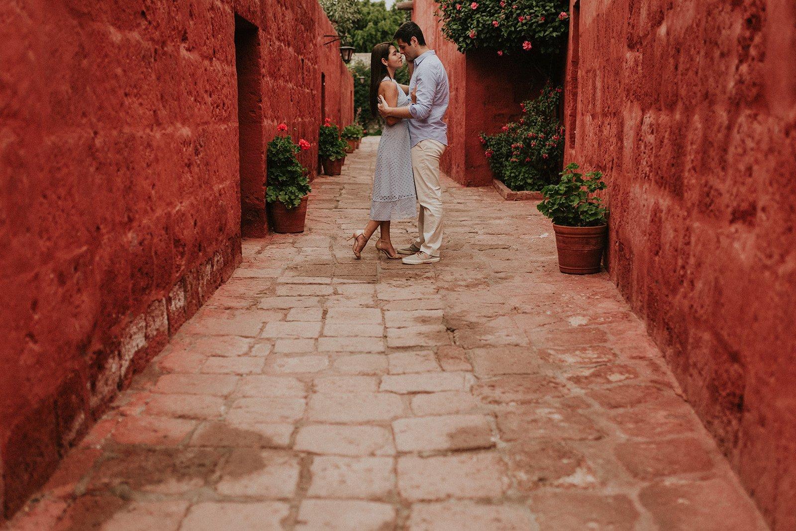 monasterio santa catalina arequipa novios fotos
