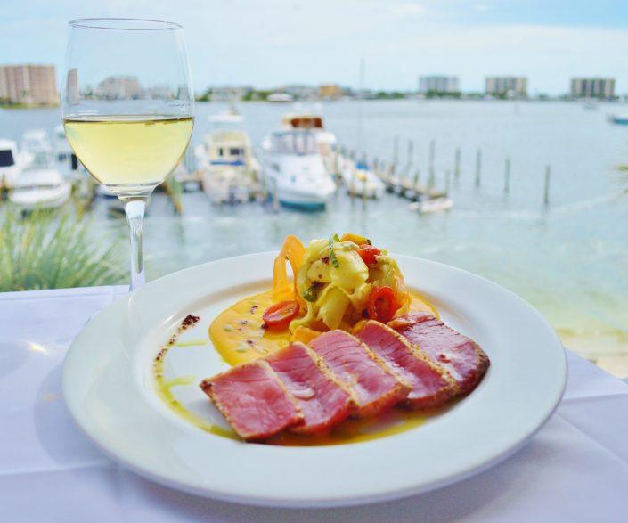 Marina Cafe Tuna