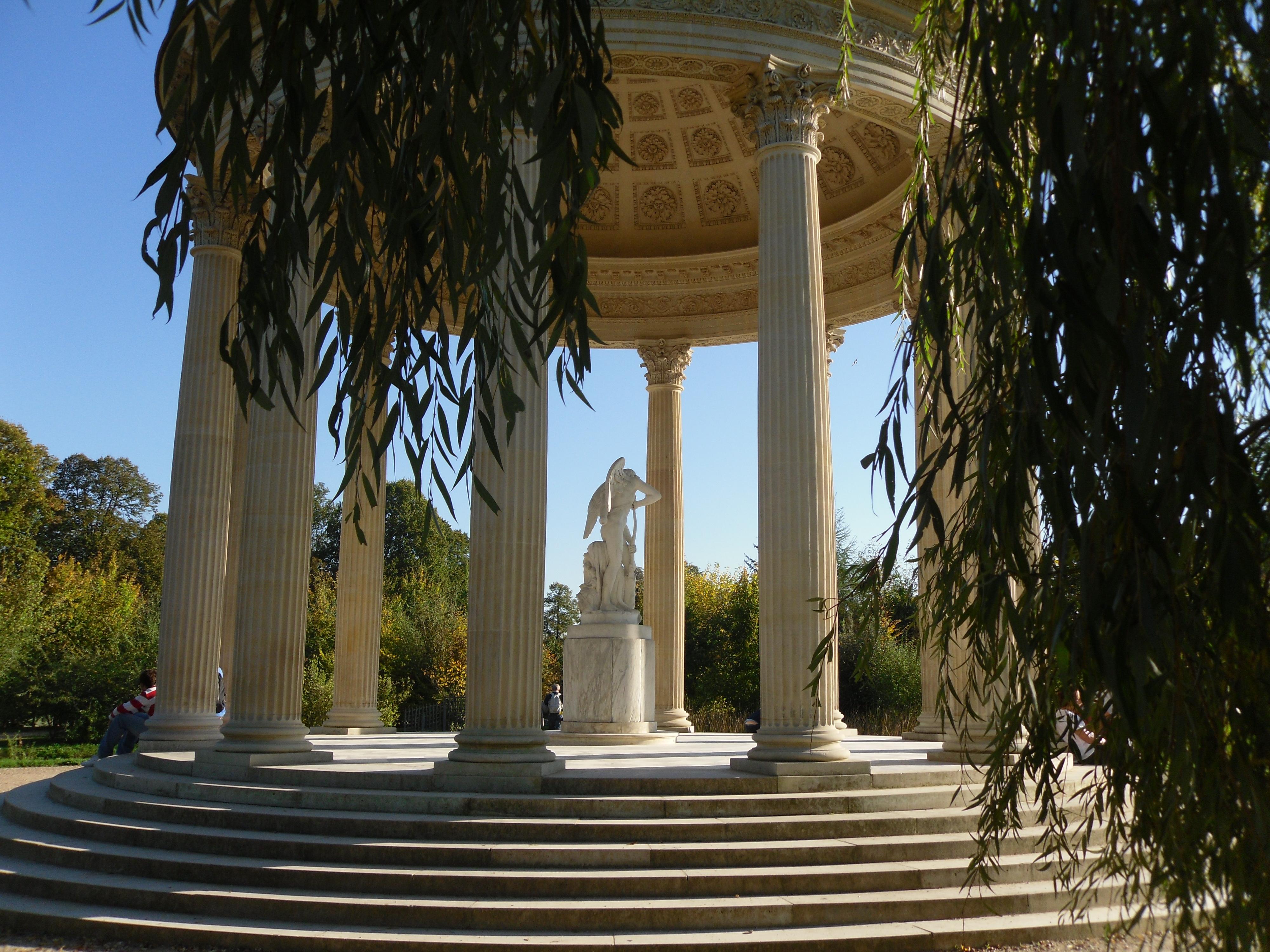 A Tour Through The Gardens Of Versailles Work In Progress
