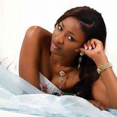 Alima Diomandé Miss Côte d'Ivoire 2006
