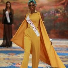 Andréa Kakou N'Guessan, miss Côte d'Ivoire 2015, miss monde
