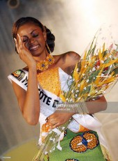 Bernadette Amenan N'Zi, Miss Côte d'Ivoire 2007