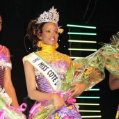 Rosine Dakoury, Miss Côte d'Ivoire 2009