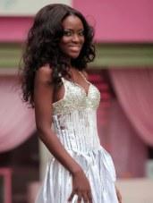 Helène Djouka, miss Côte d'Ivoire 2012