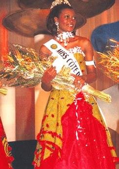Tania Kessié, Miss Côte d'Ivoire 2004
