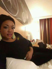 Linda Delon , miss Côte d'Ivoire 2000 @facebook