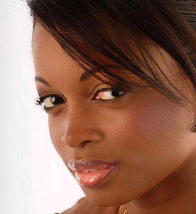 Murielle Nanié, miss Côte d'Ivoire 2008