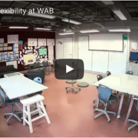 Flexible or Agile Learning Spaces