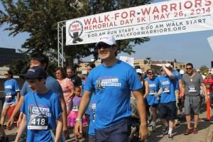 Marin Aleksov | Walk for Warriors