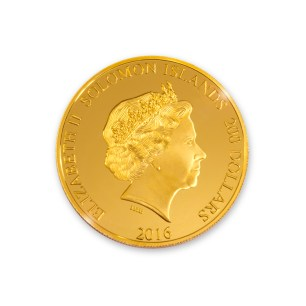Back of gold coins