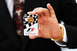 Rosland Capital at Abu Dhabi Grand Prix