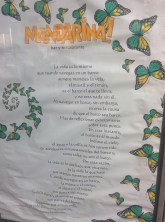 Great poem at Mandarina about life being like a ship you navigate