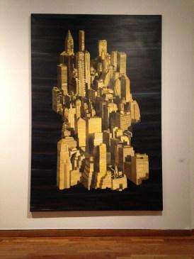 A favorite piece from the Museum Emilio Caraffa