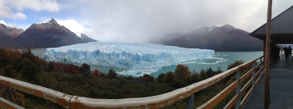 Perito Moreno in all its glory