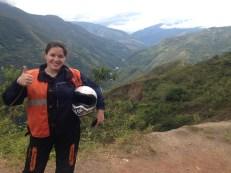 I'm a mountain biker now!