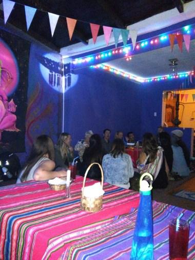 MagicK bar - yoga room