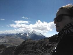Views over Bolivia