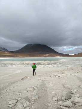 Mike and the green lagoon