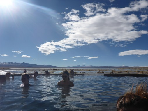 Hot springs with Remotes
