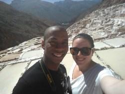 Sean and I at Maras