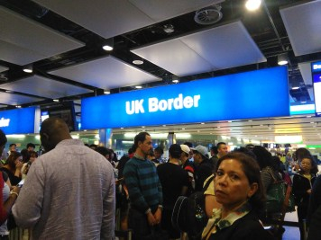 UK immigration is exactly as described: longgggg