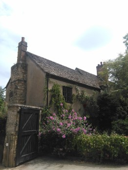 Classic English houses at Oxford