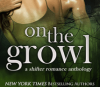 COVER REVEAL On the Growl Anthology