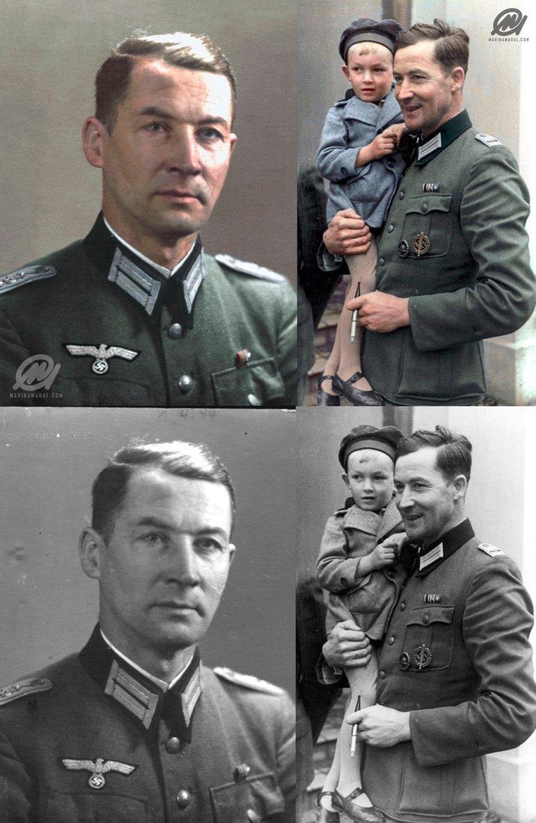 Captain Wilm Hosenfeld: helped to rescue several Jews in