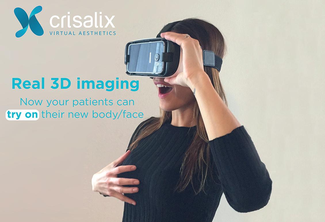 Crisalix Real 3D Imaging