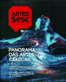 revista SESC CAPA