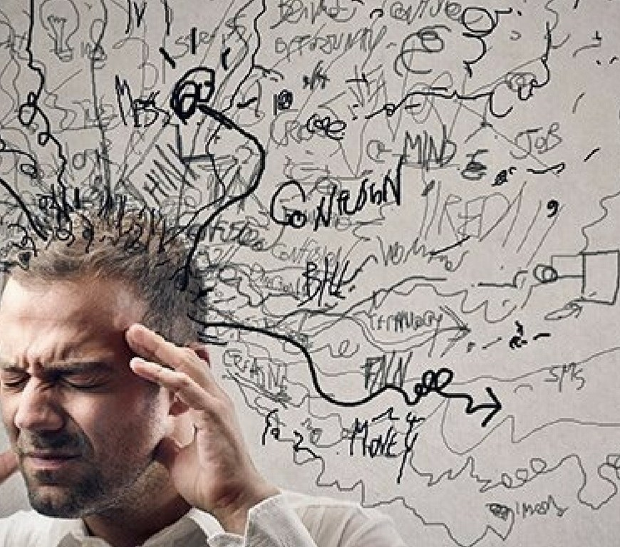 Αρνητικές σκέψεις, διάθεση, κατάθλιψη, άγχος, Ψυχική υγεία, Σωματική υγεία