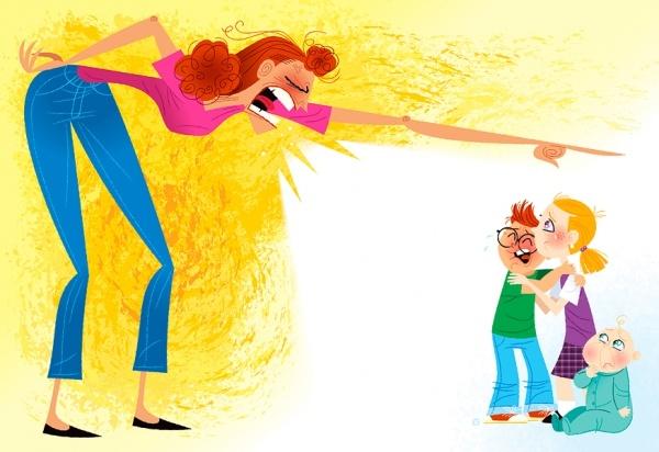 γονείς παιδί, γονιός, φωνές, τσακωμοί, μαλώνω παιδί μου,