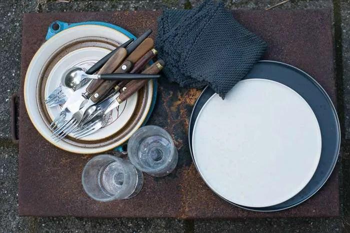 Indkøb af props til madfotografering