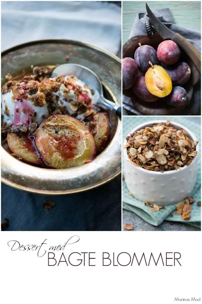 dessert-med-bagte-blommer