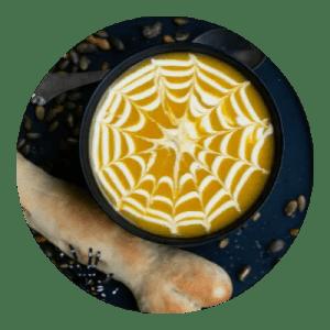 Græskarsuppe opskrift fra Marinas Mad