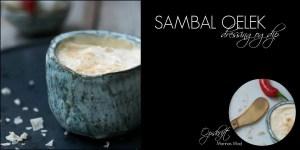 Chili dressing med sambal oelek